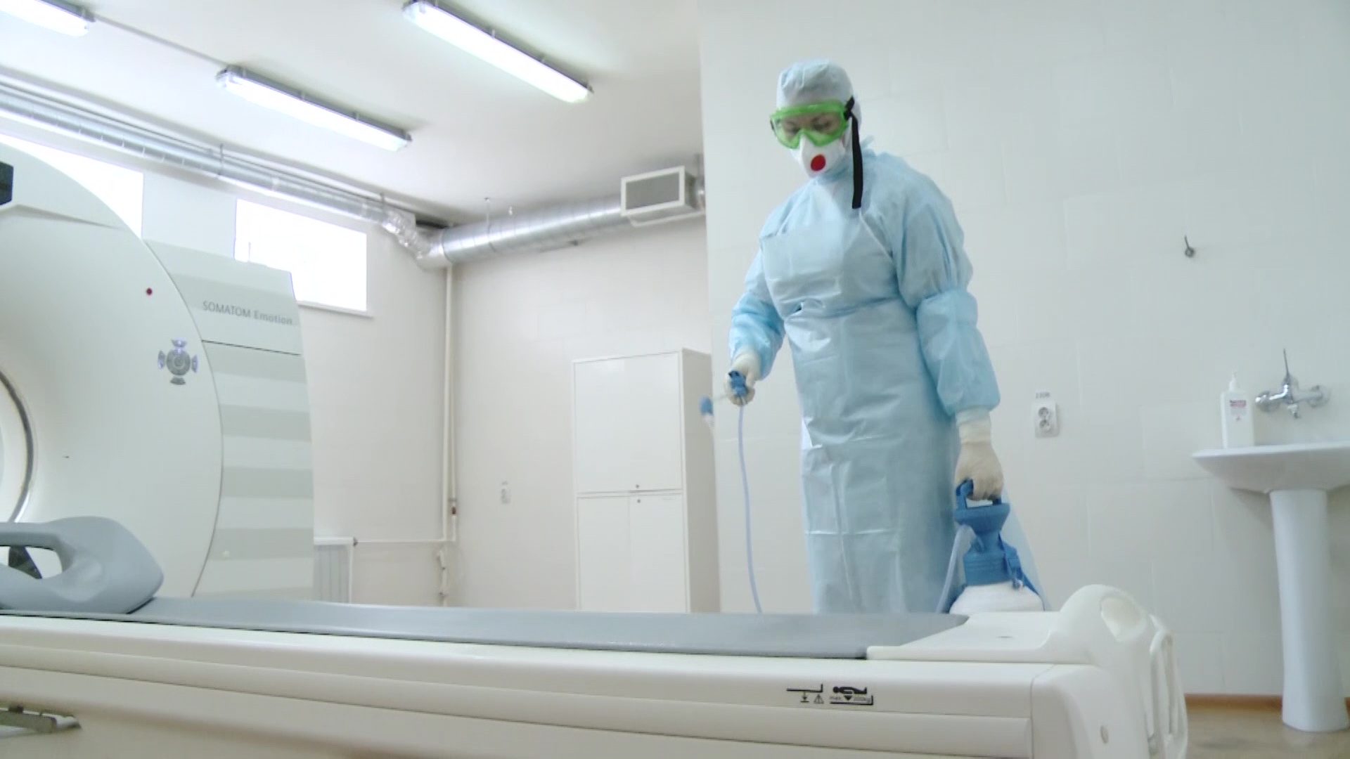 Ординатор первого года обучения рассказала, как работает в пандемию коронавируса