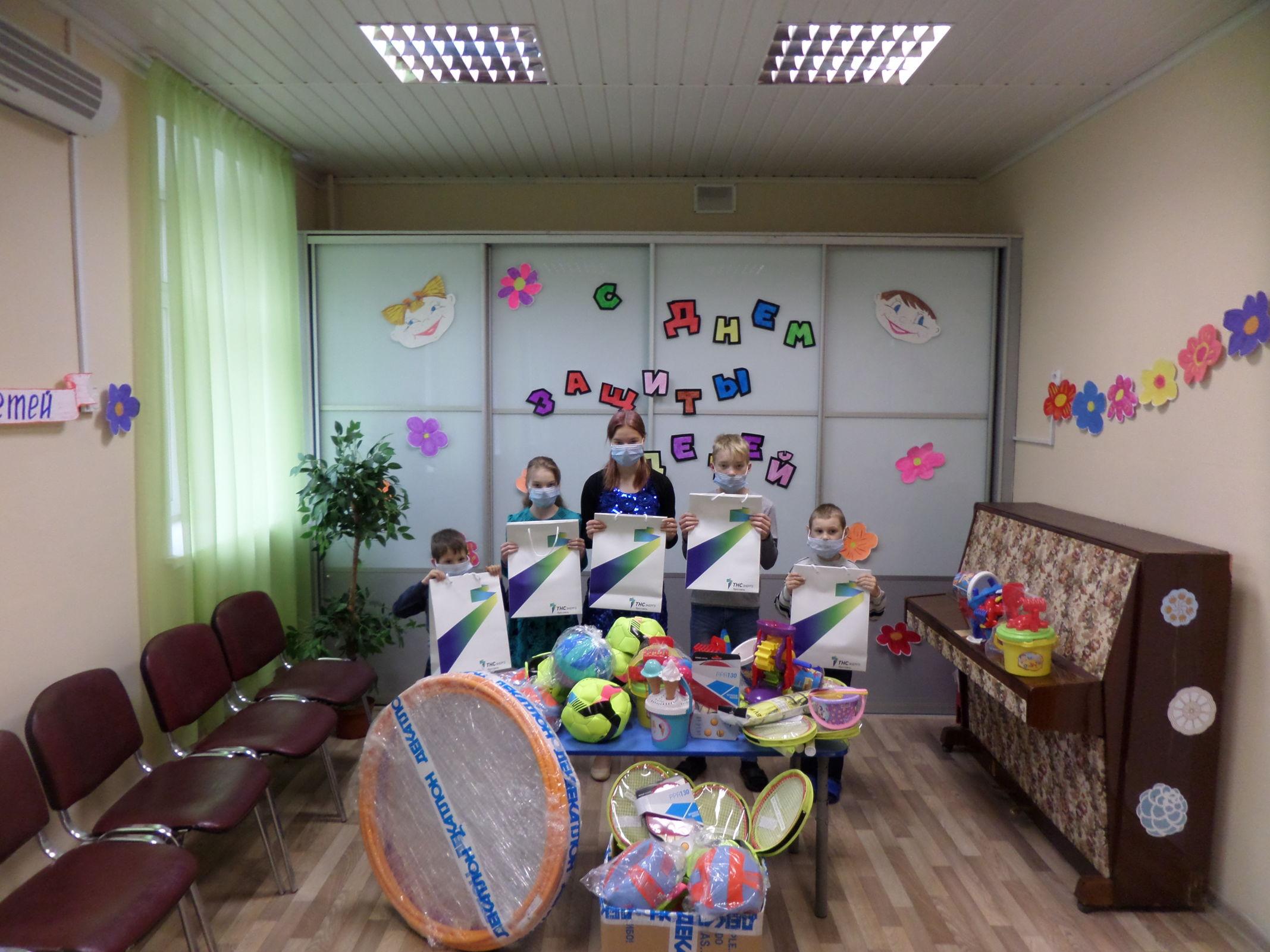 ПАО «ТНС энерго Ярославль» поздравляет с международным днем защиты детей