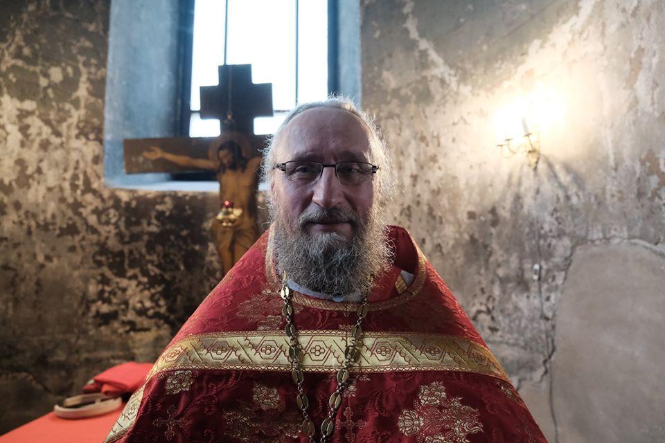 В Ярославле из-за несчастного случая погиб священник