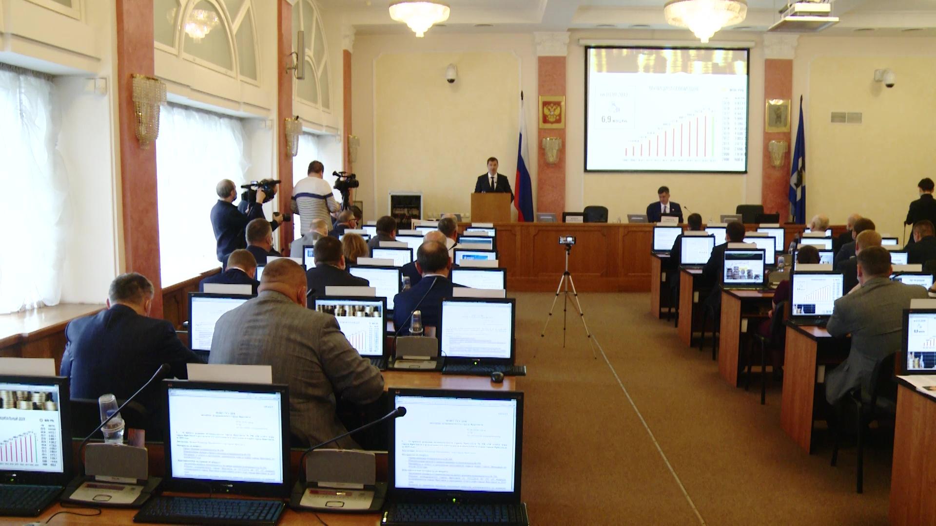 Владимир Волков: «Мы не скрываем того, что в Ярославле есть проблемы, главное, чтобы они решались»