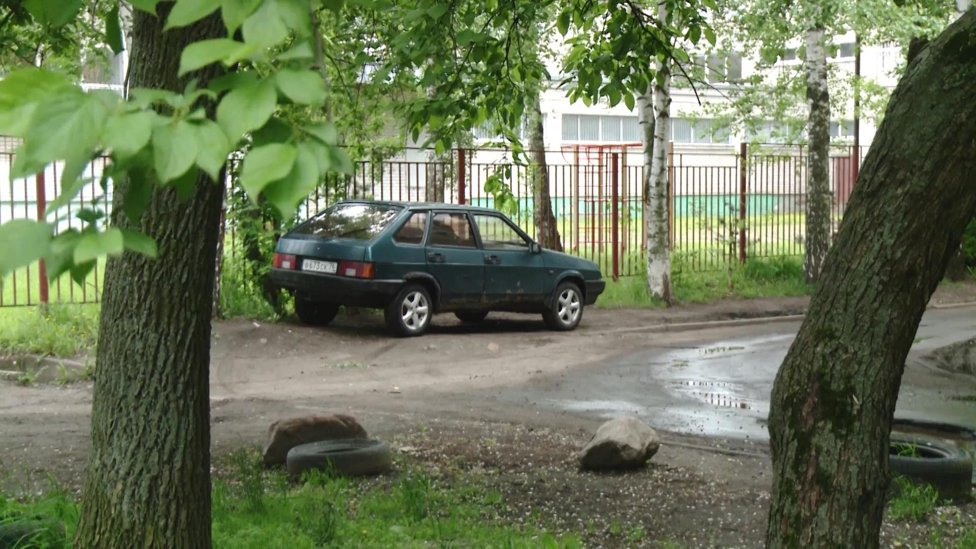 Владельцев машин-«подснежников» будут наказывать рублем