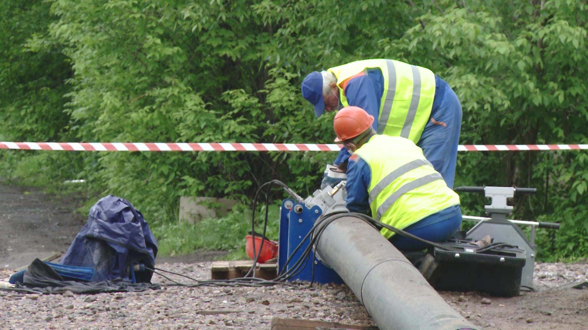 В Ярославле ремонтируют старые коммунальные сети и прокладывают новые