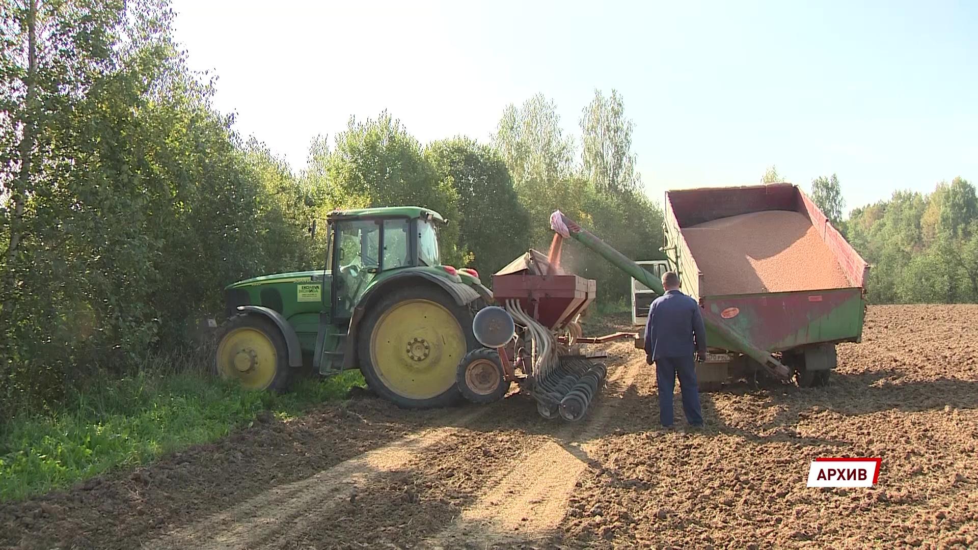В Ярославской области посевная кампания завершена на 90%