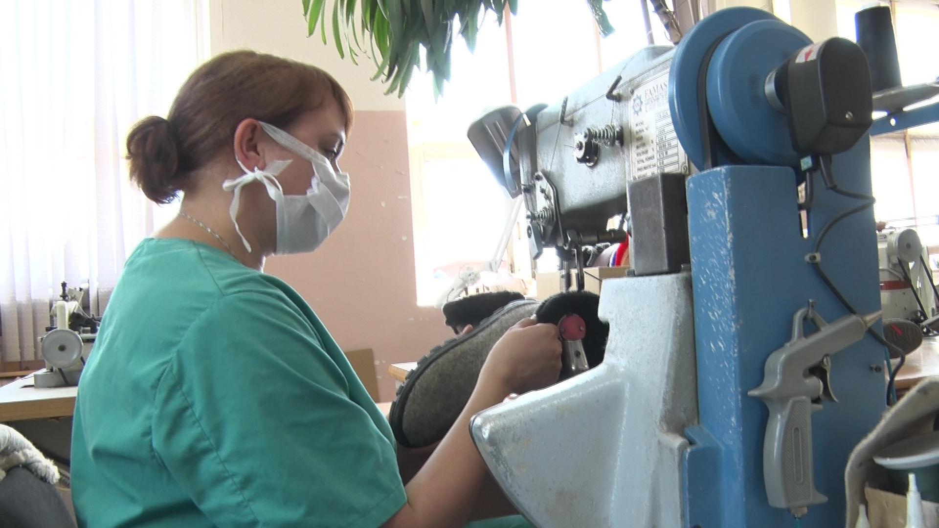 Предприятия региона получают льготные кредиты за сохранение штата сотрудников