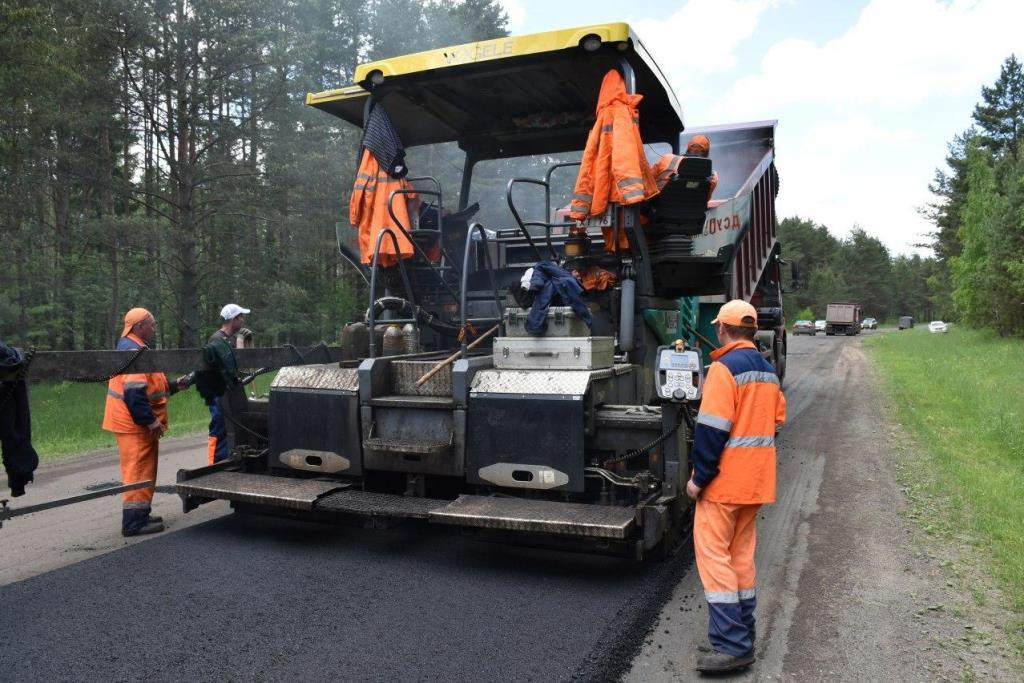 В Переславле отремонтируют 35 километров дорог