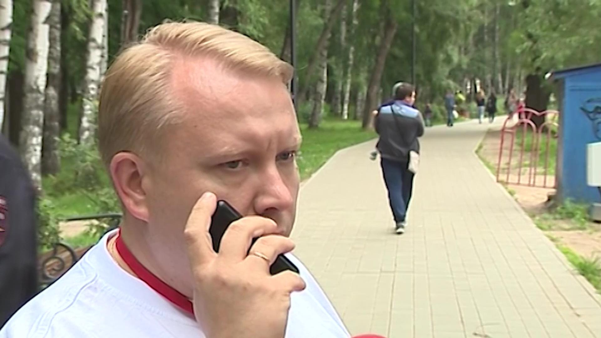 Алексея Таганова отстранили от должности за скандал с земельным участком