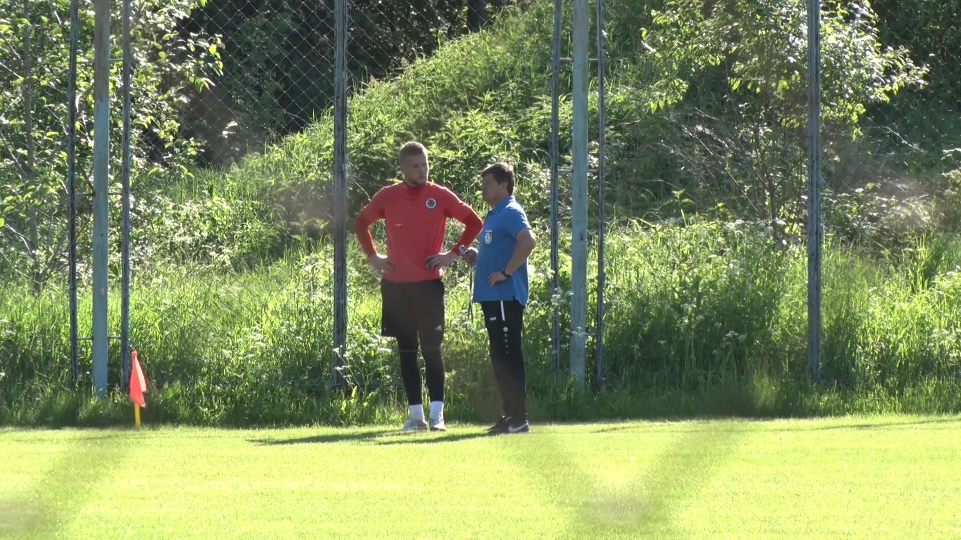 Вратарь Максим Матюша подписал однолетний контракт с «Шинником»