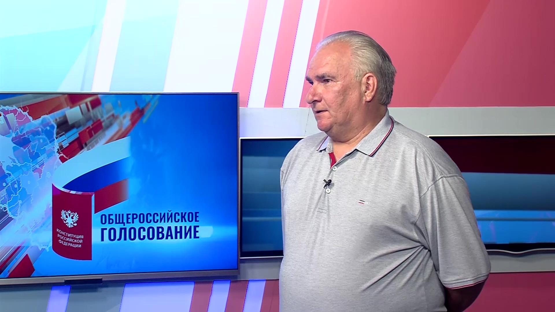 Игорь Ямщиков: «Поправка в Конституцию о качественной медицинской помощи давно назрела»