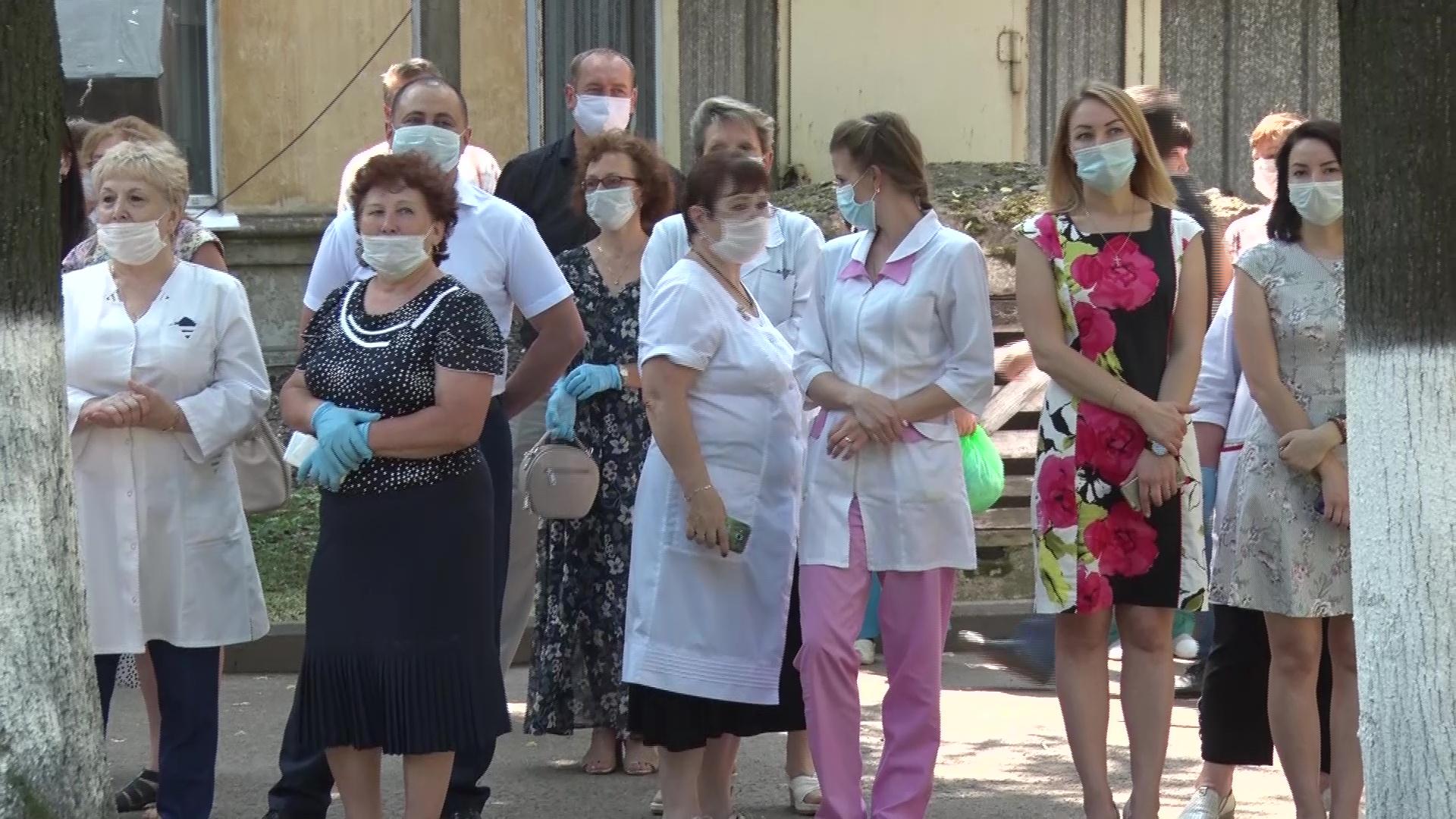 Медицинских работников Ярославской области поздравили с наступающим профессиональным праздником