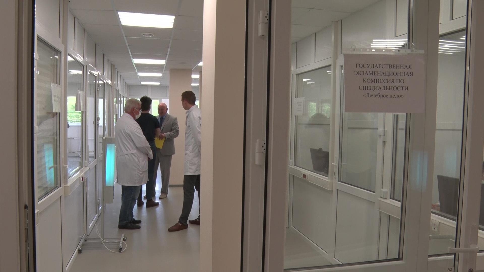 Выпускники ЯГМУ из-за коронавируса сдают госы в дистанционном формате