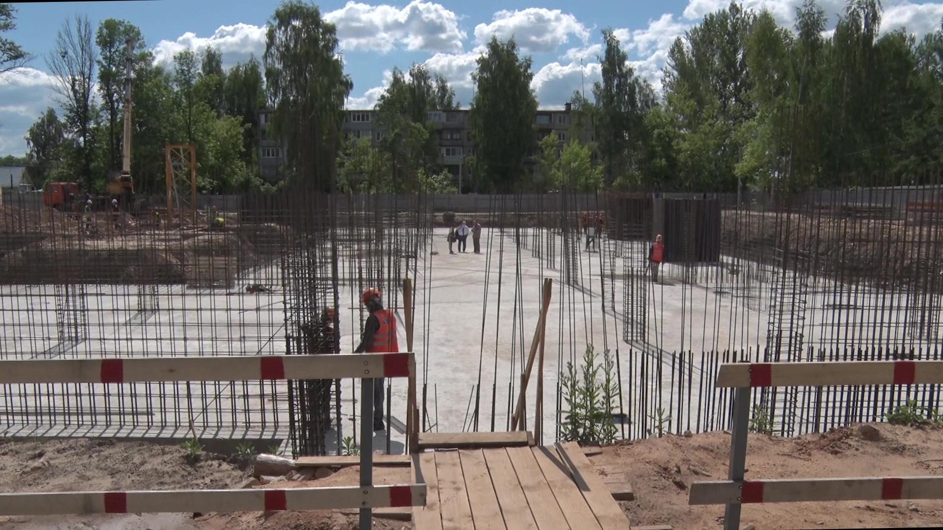 Новая детская поликлиника во Фрунзенском районе будет принимать до пятисот пациентов в сутки