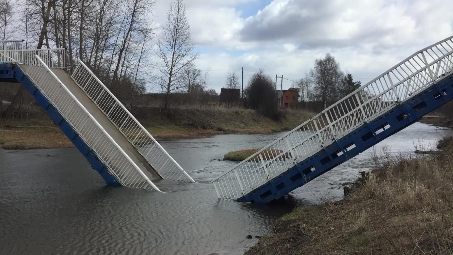 По факту обрушения моста в Борисоглебском возбуждено уголовное дело. Но не в отношении подрядчика