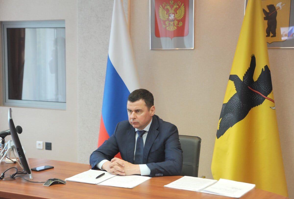 Дмитрий Миронов: «Региону надо увеличивать число спортивных объектов»