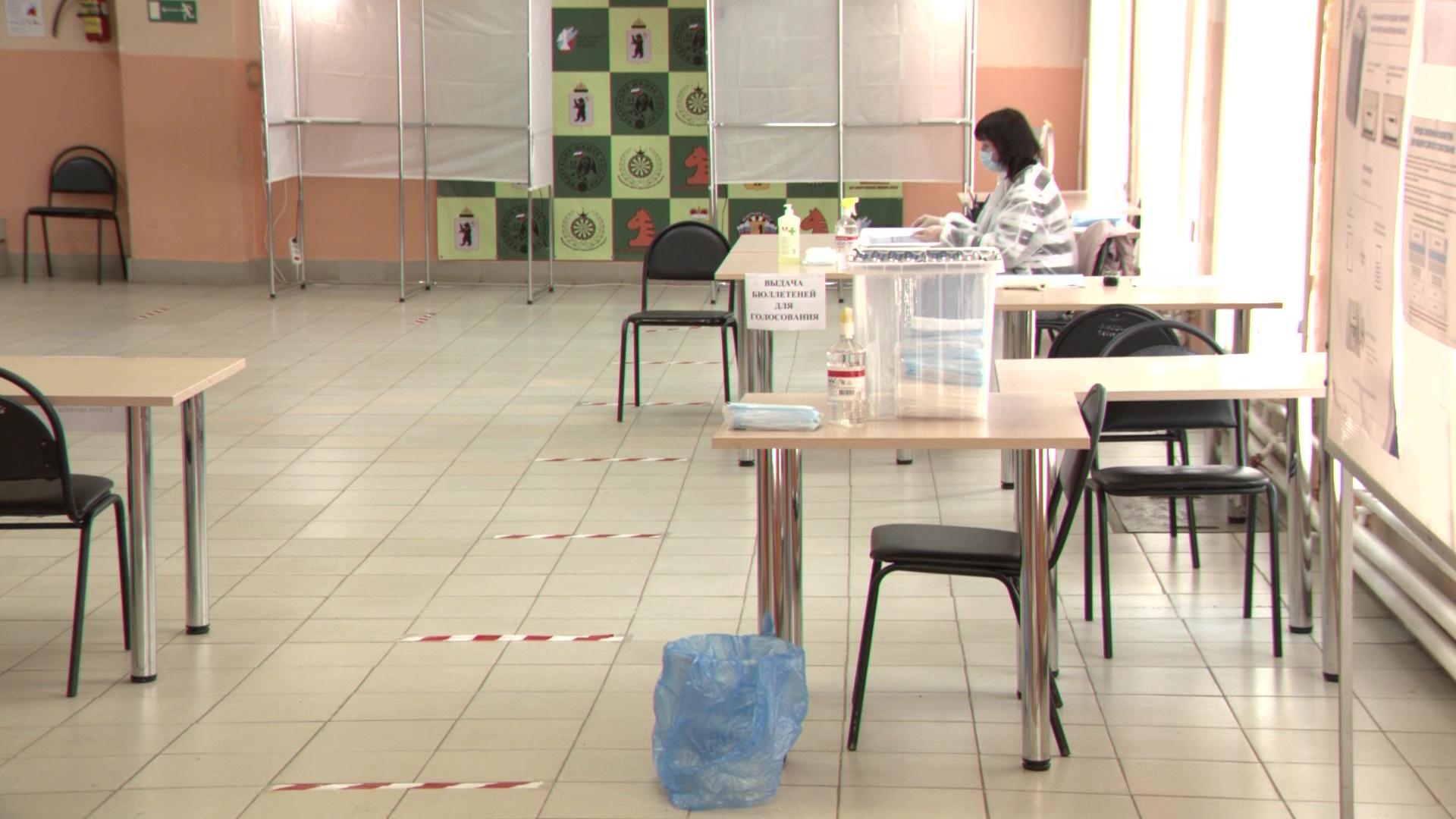 Ярославцы участвуют в викторине по Конституции и выбирают территории для благоустройства