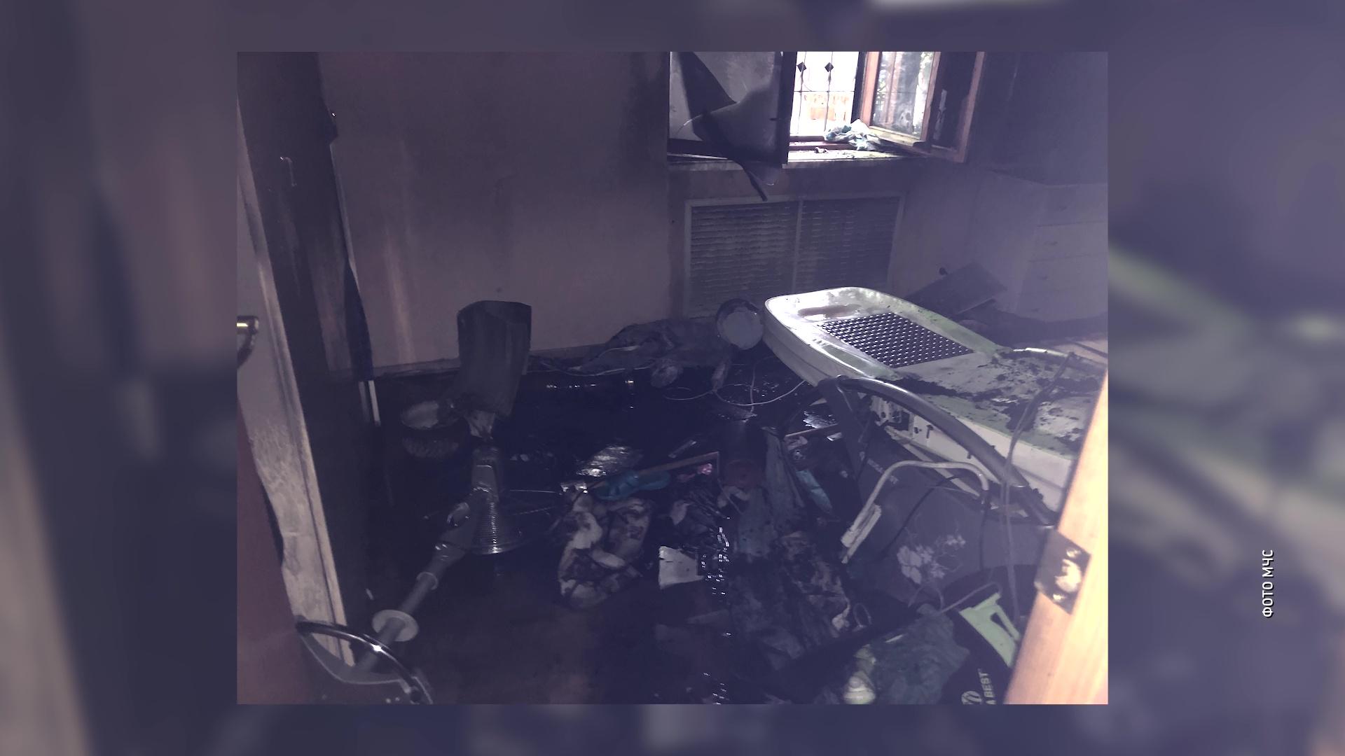 42-летняя ярославна погибла от пожара в собственной квартире