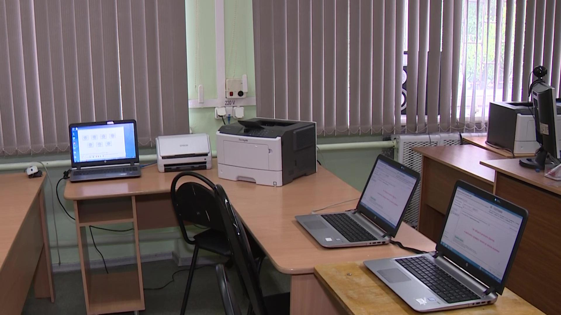 Тепловизоры, антисептик и маски: в Ярославской области отрепетировали ЕГЭ