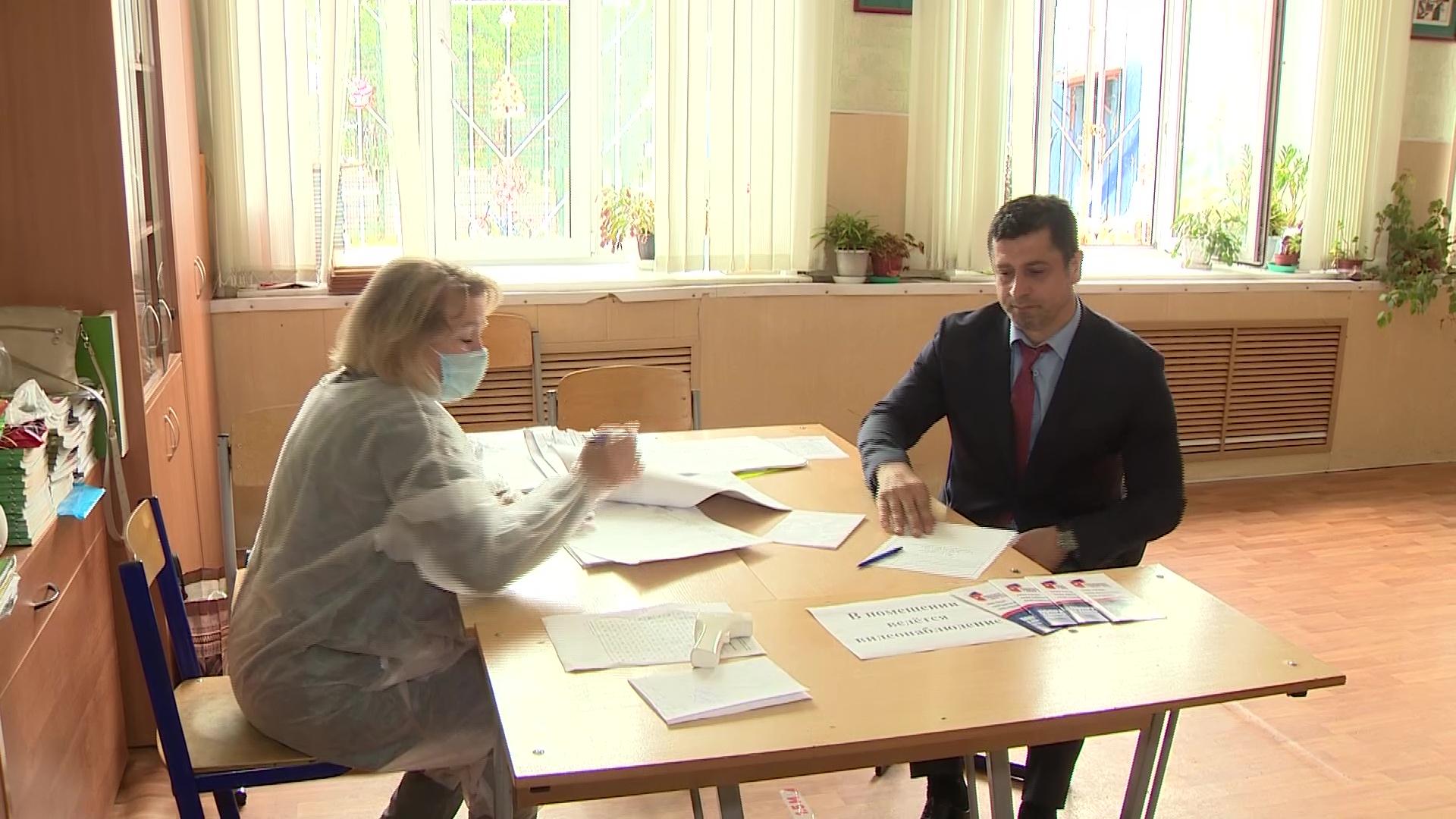 Представители национальных диаспор приняли участие в голосовании по поправкам в Конституции
