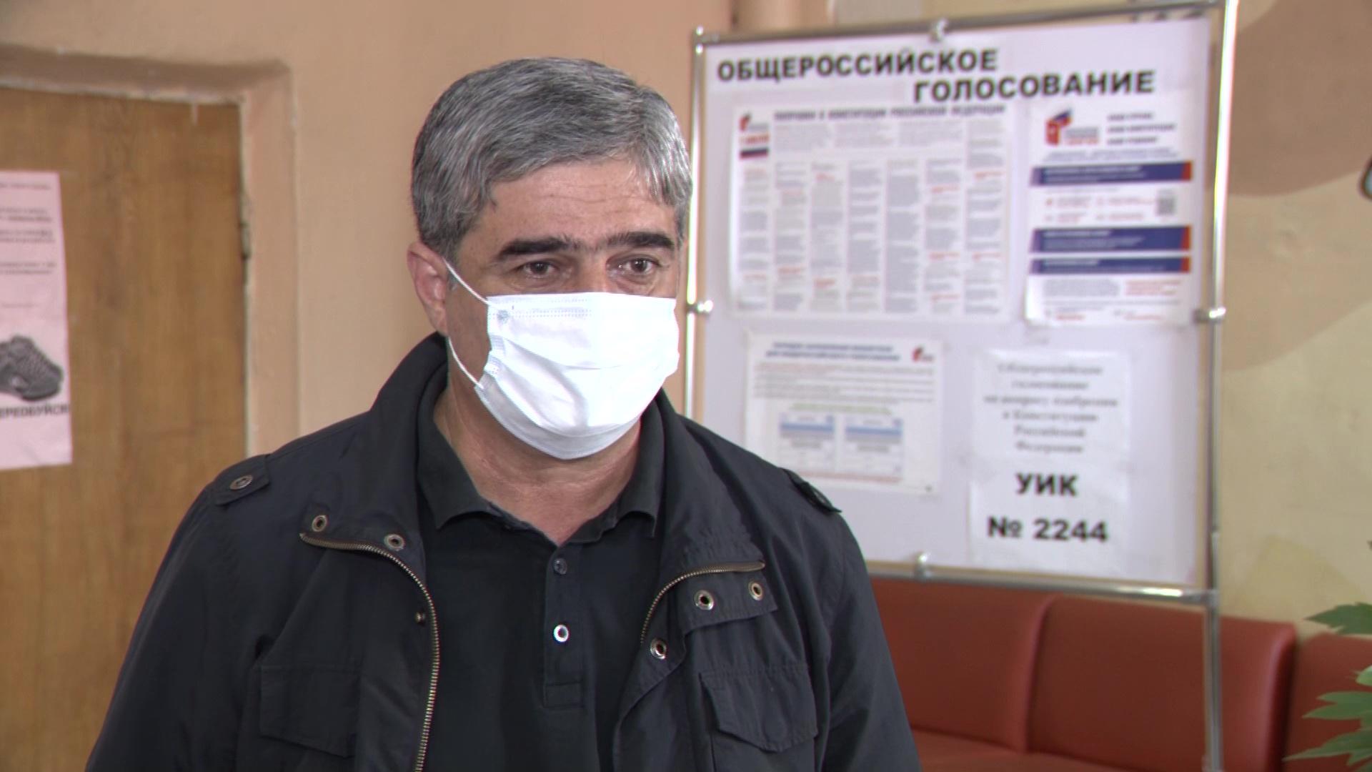 Файзо Полатов: «У нас будет больше возможностей сохранить свой язык, если это закрепят в Конституции»