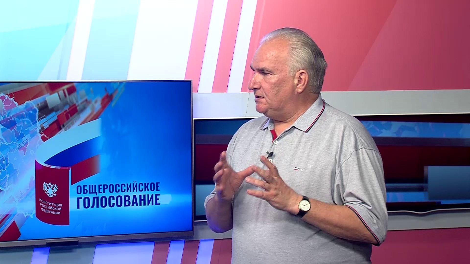 Игорь Ямщиков - о ходе голосования: