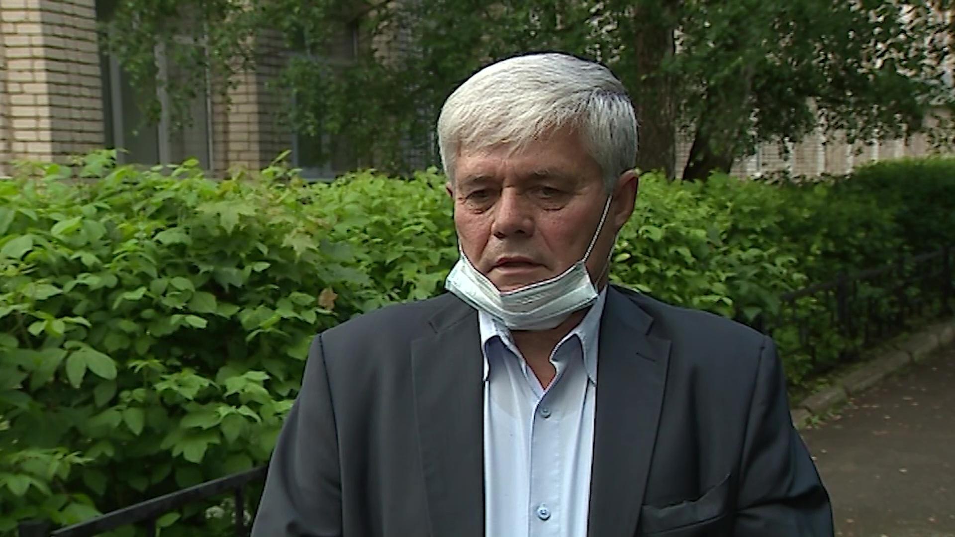 Александр Дыма: «На голосовании на высшем уровне соблюдены меры безопасности»
