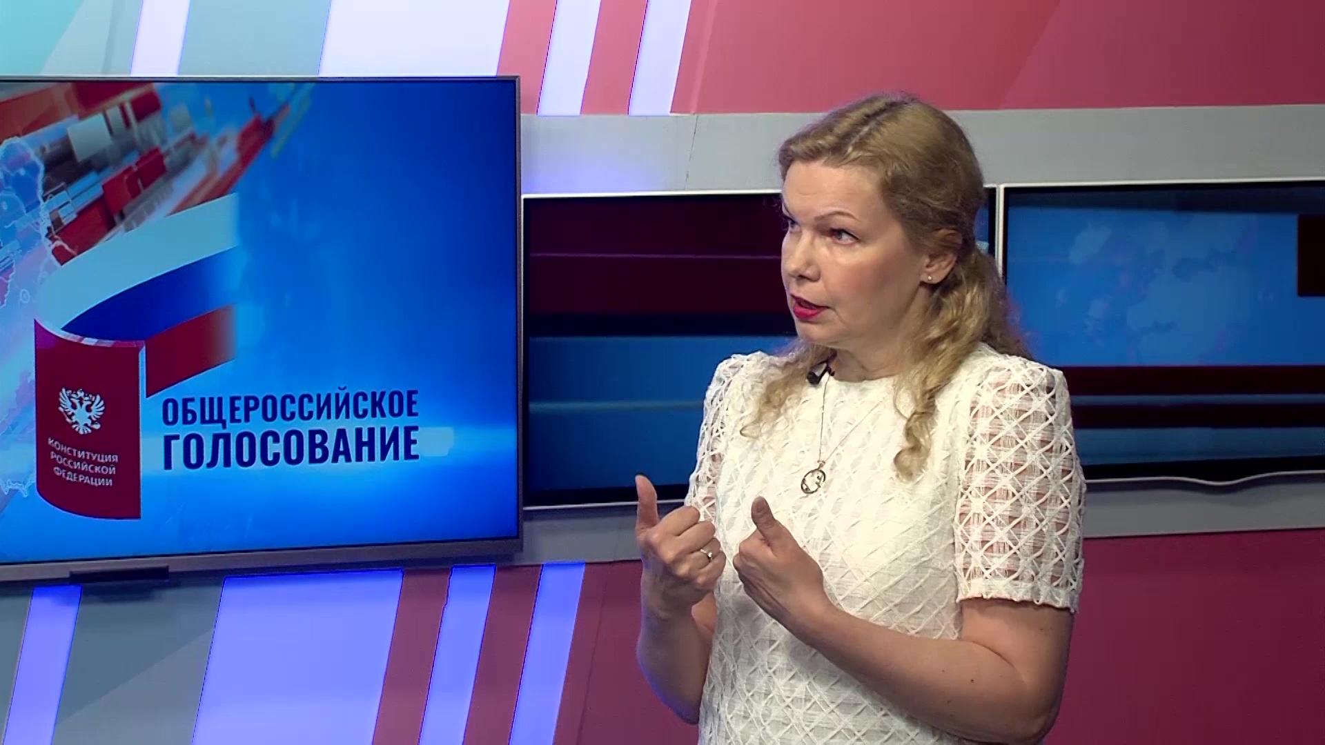 """Татьяна Акопова: """"Мы выполнили задачу по наблюдателям на участках для голосования с большим запасом"""""""