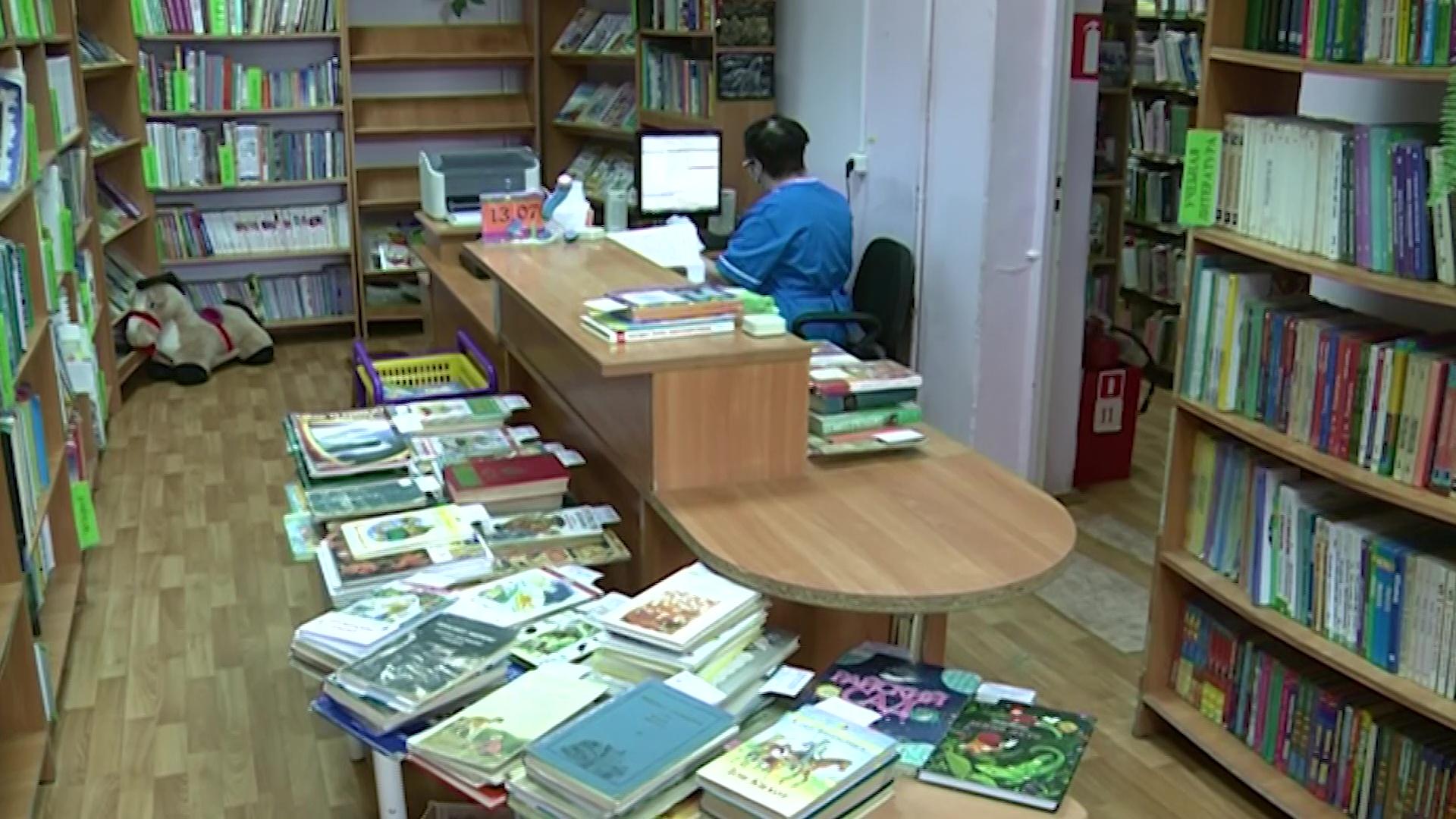 Книги на карантин после читателя: как работают библиотеки в Ярославской области
