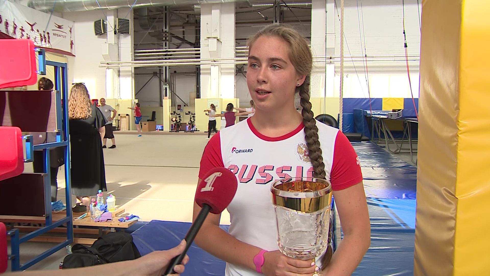 Ярославская спортсменка получила признание на международном уровне