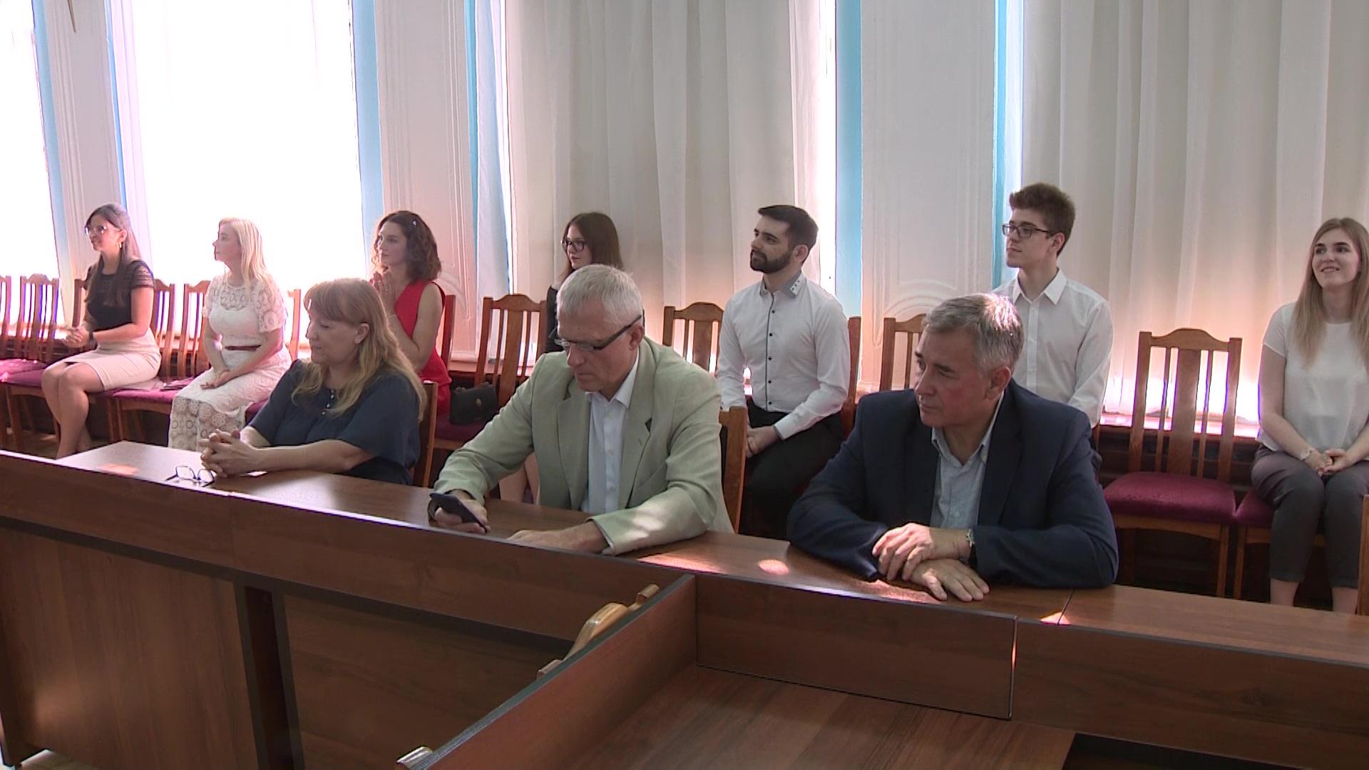 Выпускники Ярославского медуниверситета принесли клятву медика