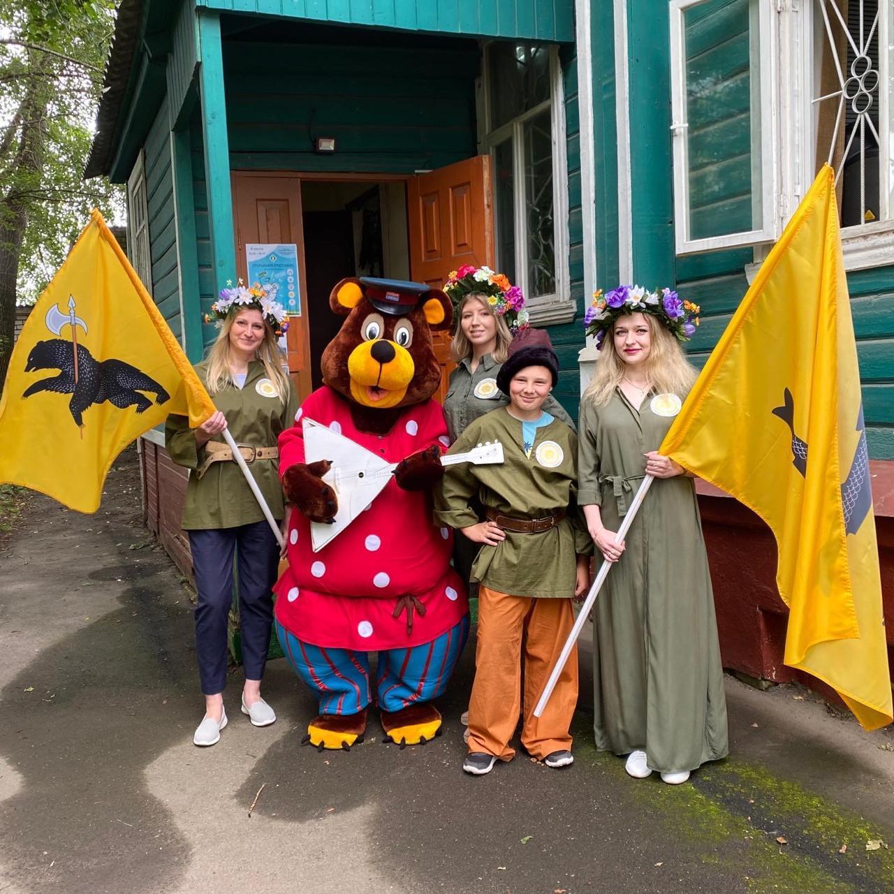 В Ярославской области встретили первых туристов
