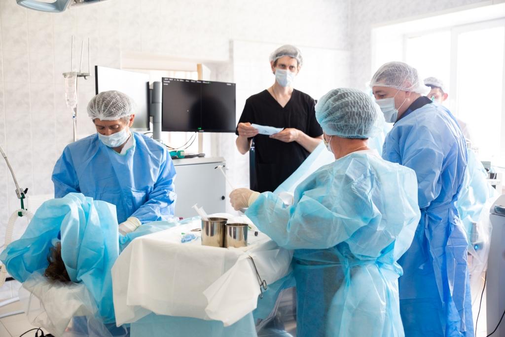 В регионе впервые применили криотехнологии для лечения мерцательной аритмии