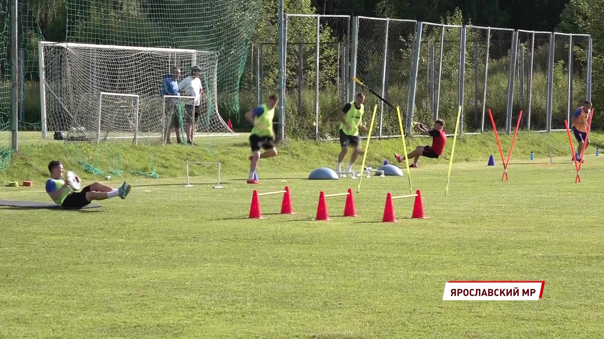 «Шинник» продолжает подготовку к новому чемпионату ФНЛ