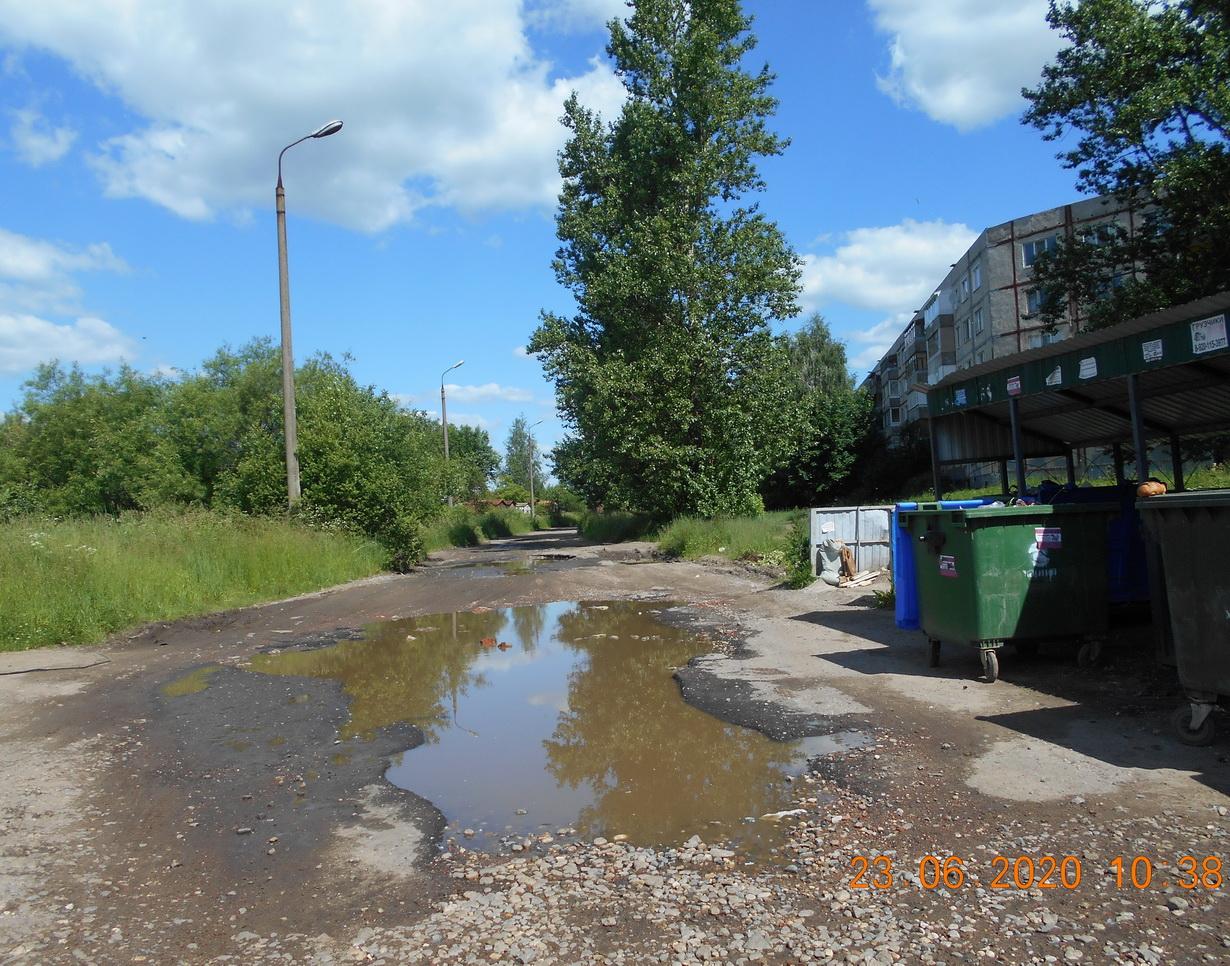 Прокуратура Дзержинского района подала иск на мэрию города за разбитую дорогу