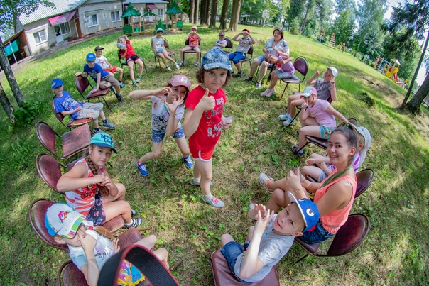 В Ярославской области открылись детские лагеря