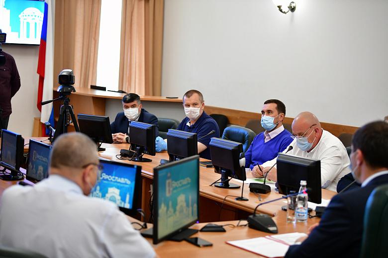 Мэр Ярославля встретился с похоронщиками: о чем договорились?