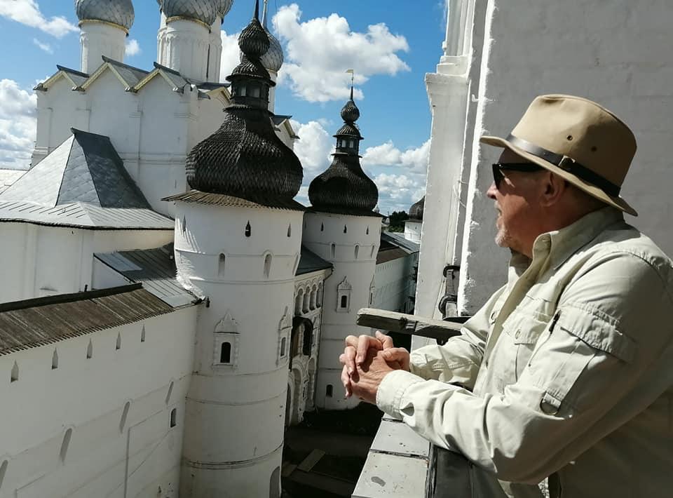 Андрей Макаревич назвал Ростов и Переславль чудом