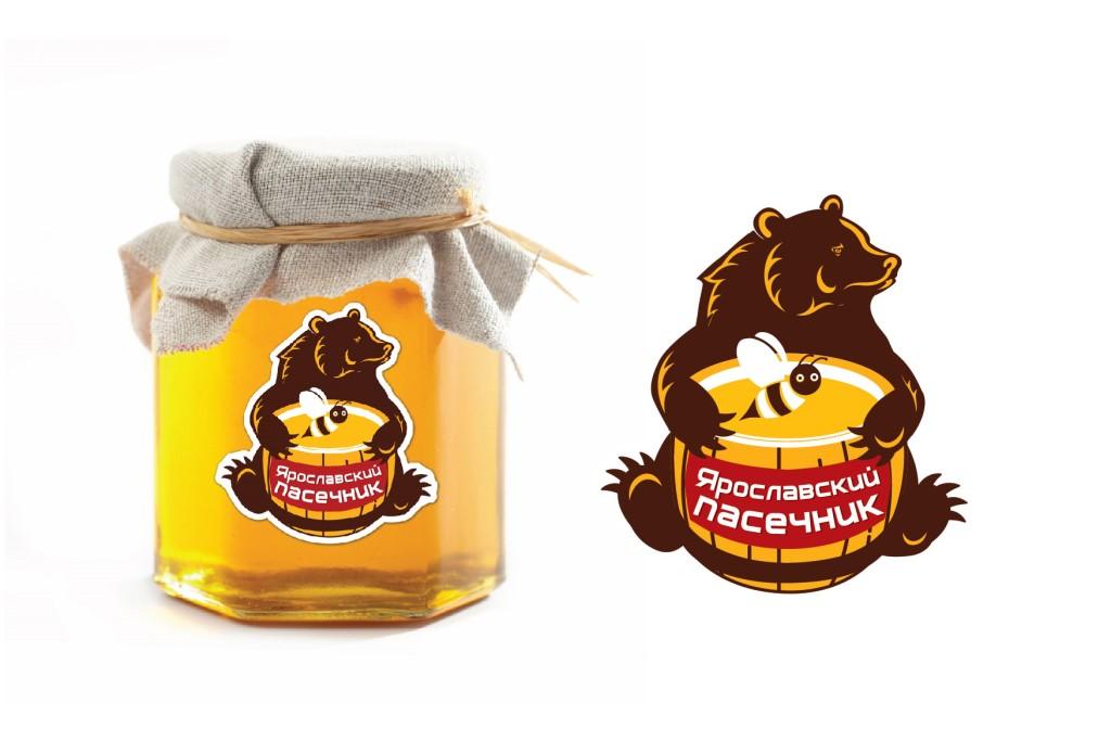 Эмблемой лучшего меда Ярославской области стал медведь с бочонком