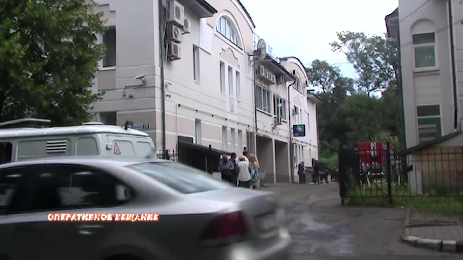 Помещение заполнилось дымом: в Ярославле из-за пожара эвакуировали банк