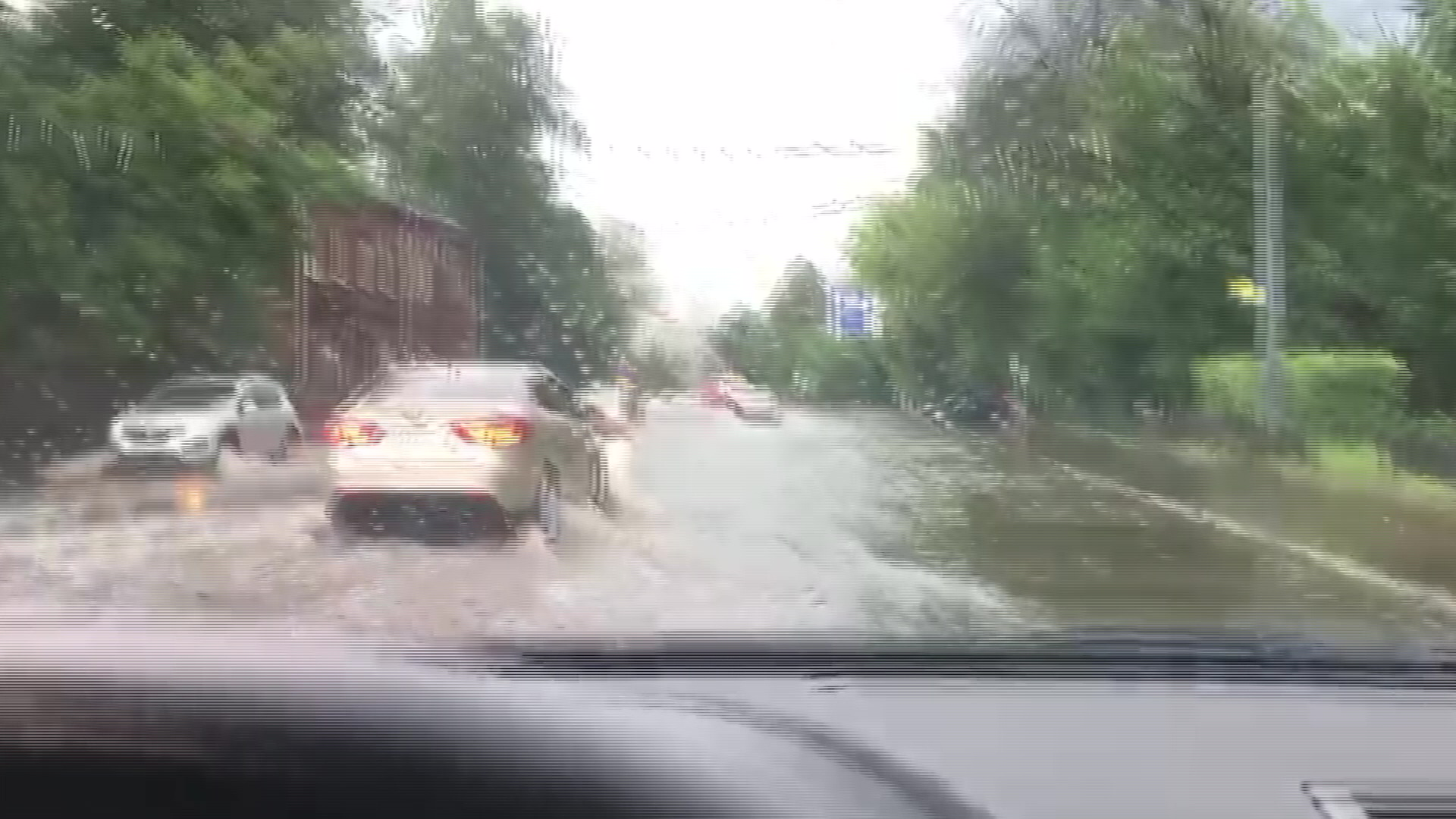 Ярославль снова погрузился под воду после ливней