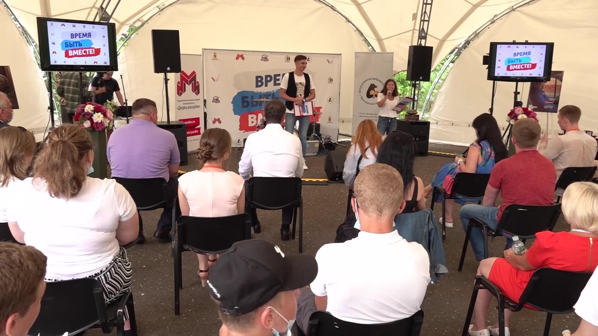 Вклад ярославских добровольцев в борьбу с пандемией коронавируса отметили федеральными памятными медалями