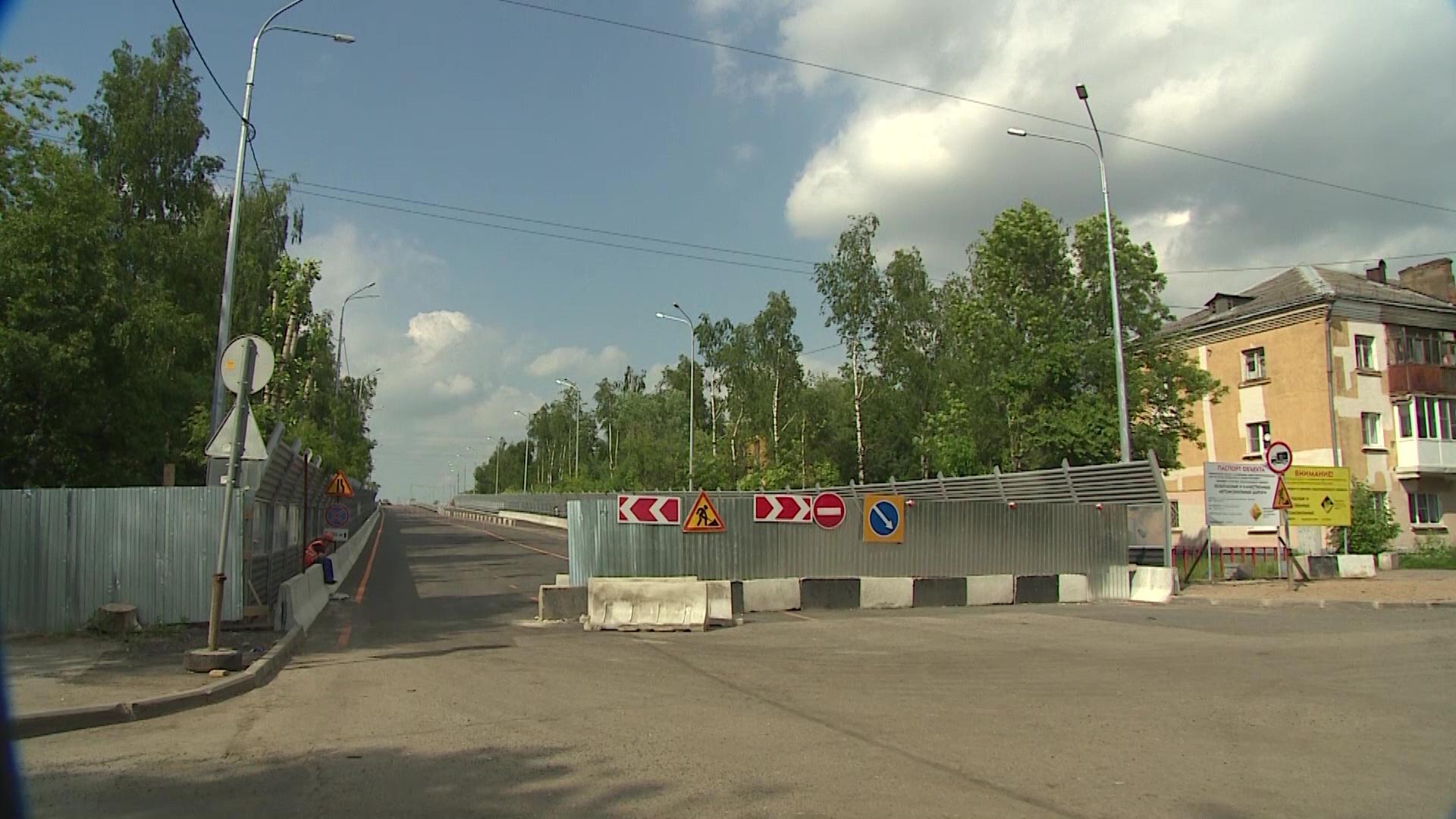Сроки окончания реконструкции Добрынинского путепровода сдвигаться не будут
