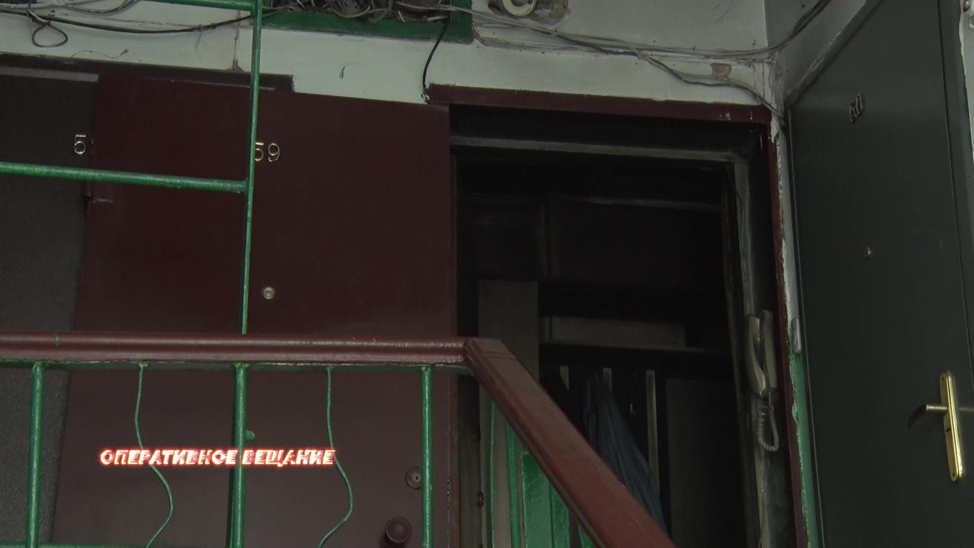 В Ярославле эвакуировали пятиэтажку из-за пожара в квартире