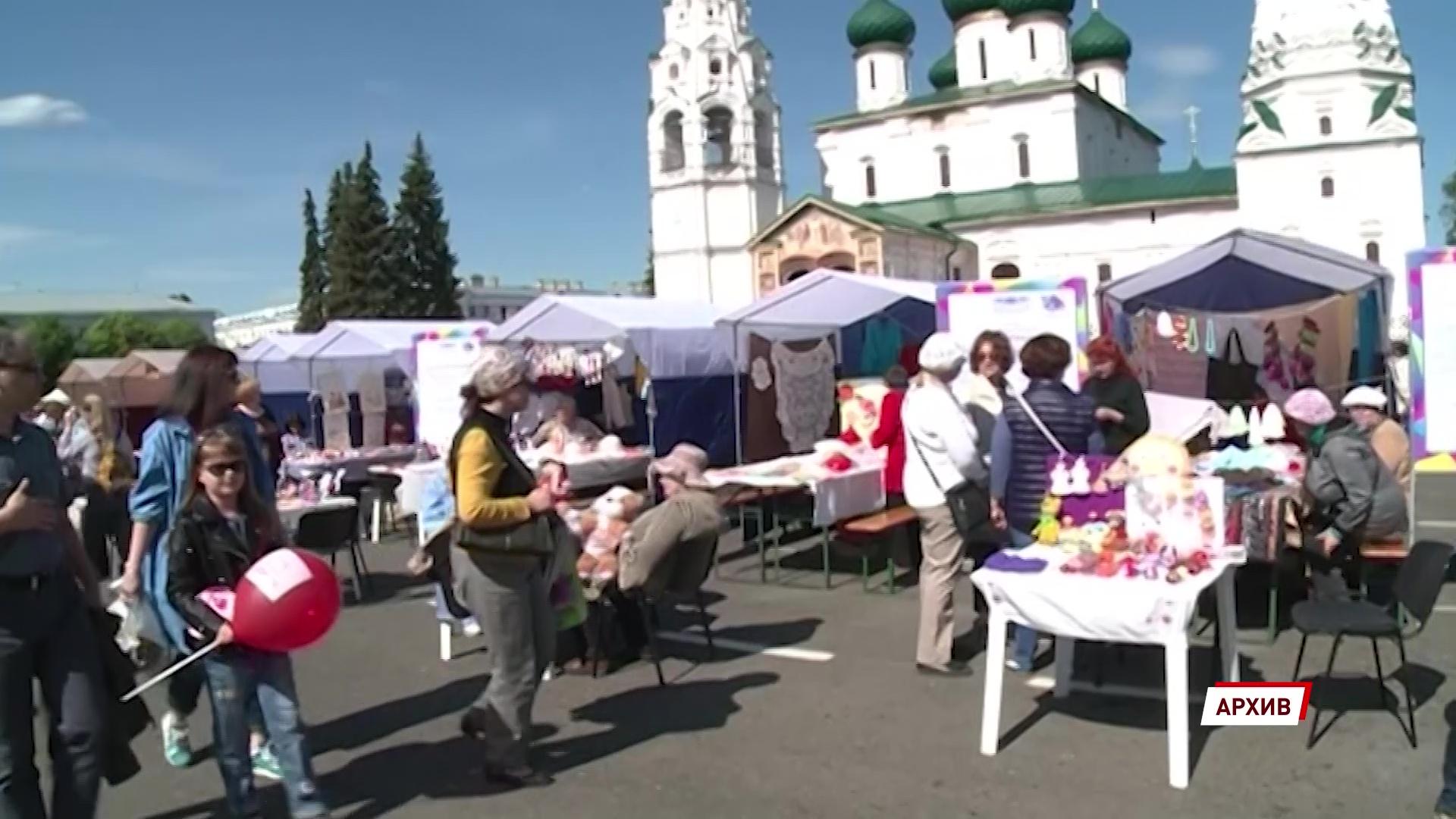 Стала известна дата празднования юбилея Ярославля