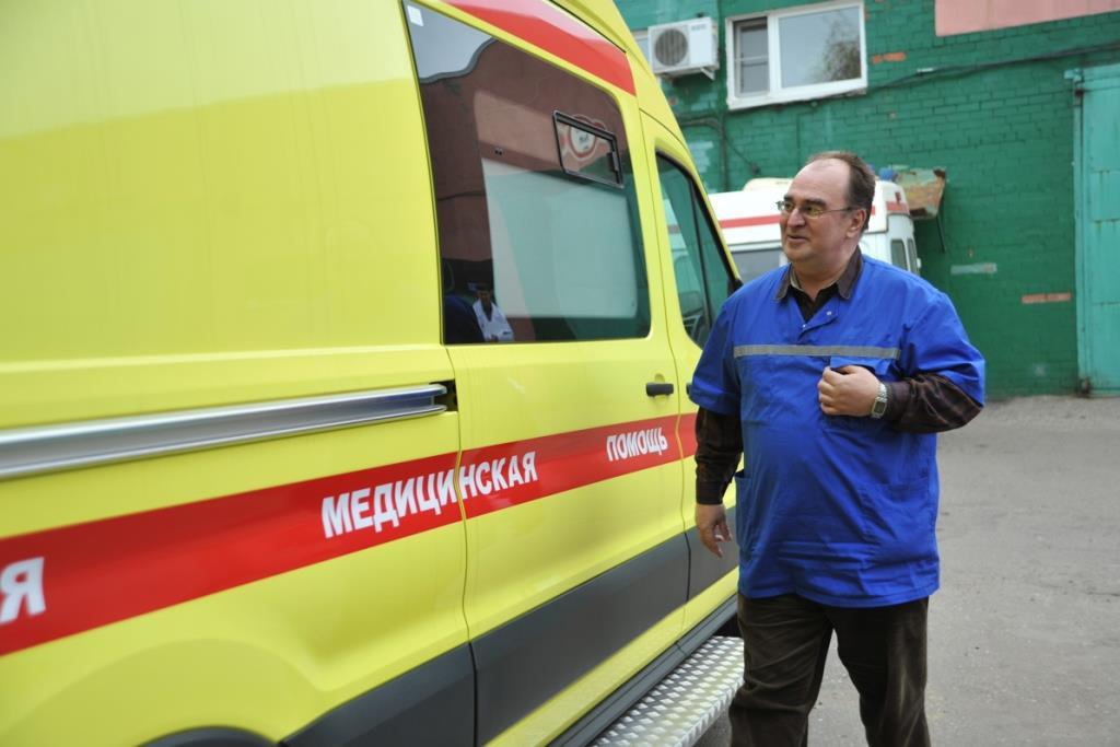 До конца года Ярославская область получит 28 машин скорой помощи
