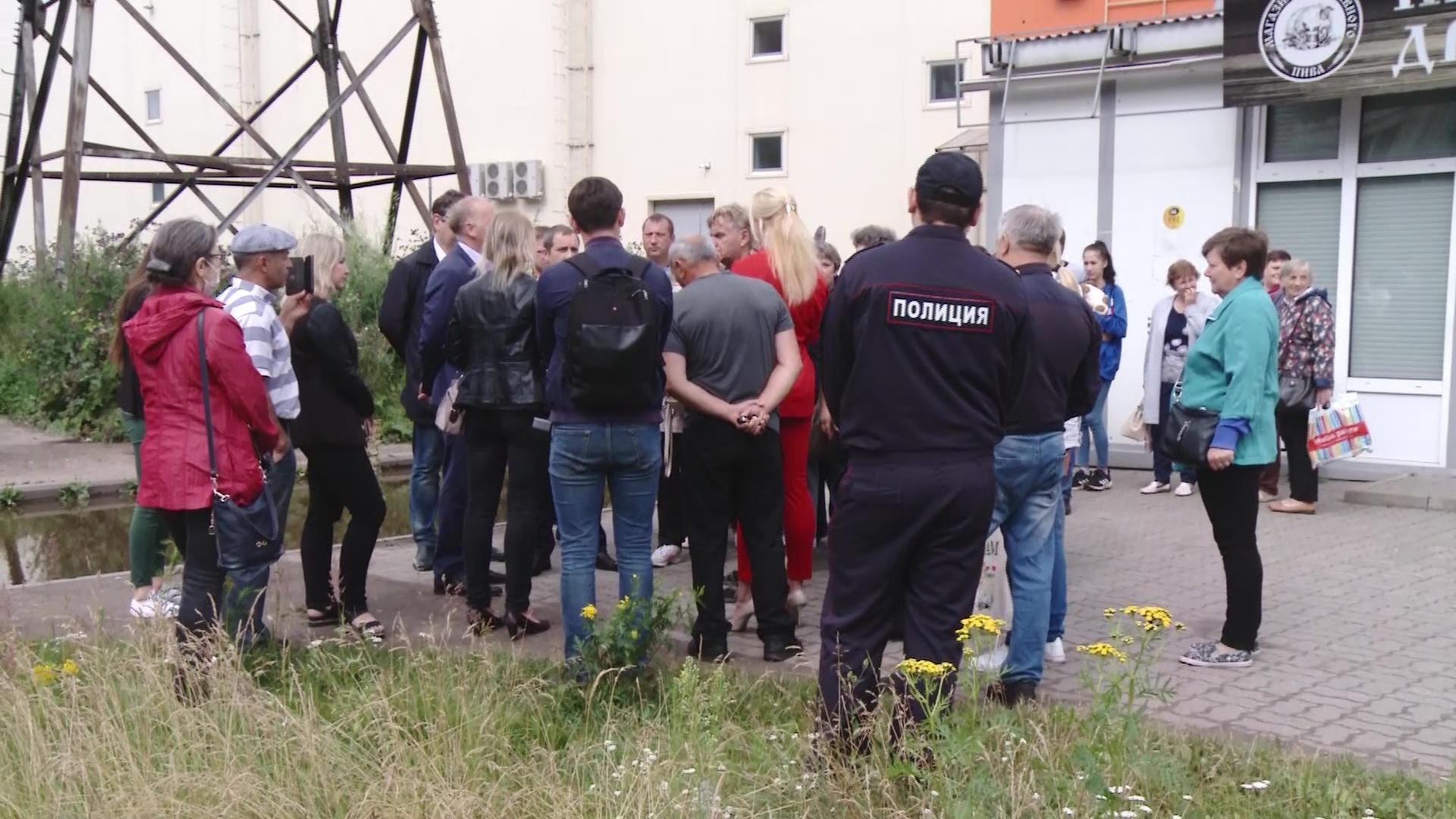 Заволжане выступили против сноса ярмарки на проспекте Машиностроителей