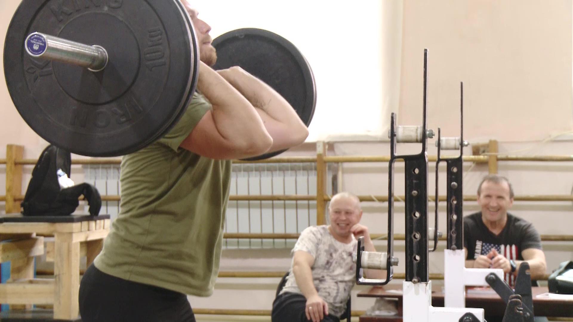 Известный российский тяжелоатлет Дмитрий Клоков провел мастер-класс в Ярославле
