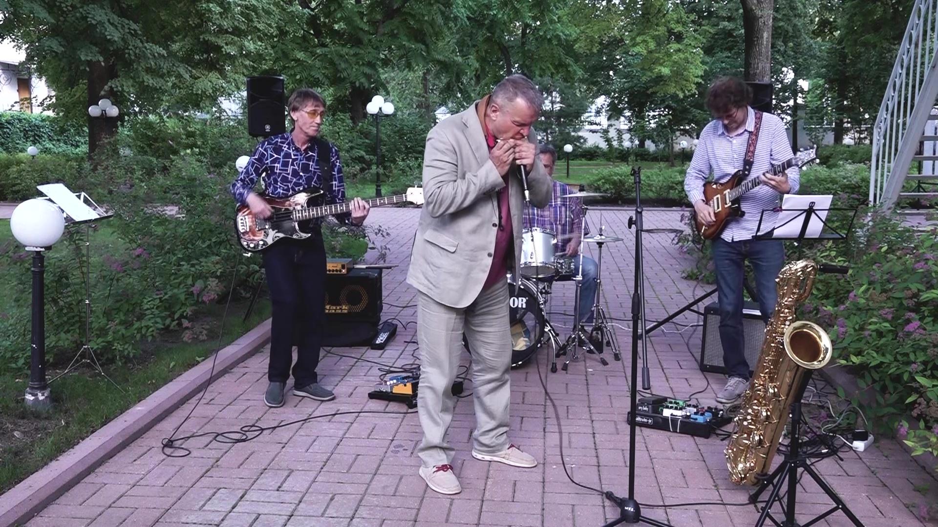 «Первый Ярославский» покажет джазовый концерт в губернаторском саду