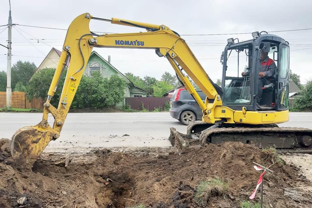 По программе газификации в Ярославской области проложат более 200 километров сетей