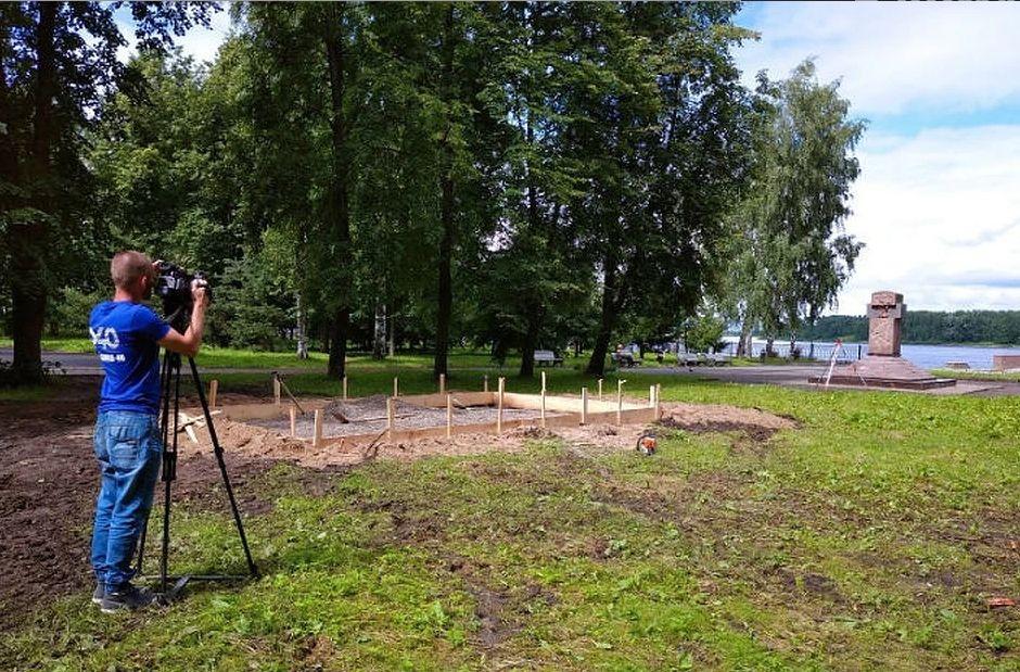 В Рыбинске появится новый памятник - самоходная зенитная установка