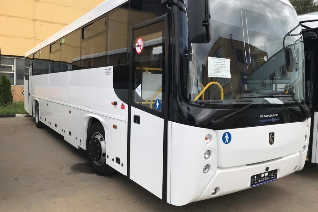 В Даниловском, Ростовском и Рыбинском районах появились новые междугородние автобусы