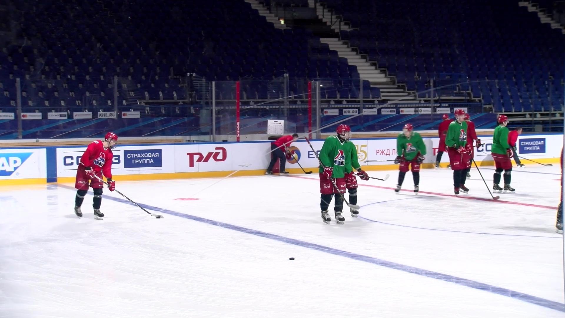 «Локо» начал подготовку к новому сезону МХЛ